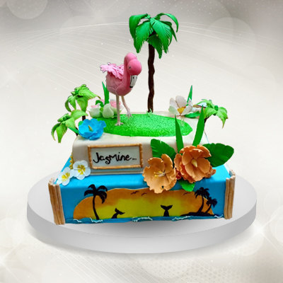 3D Cake Personal Kids
