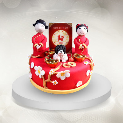3D Cake Special Day